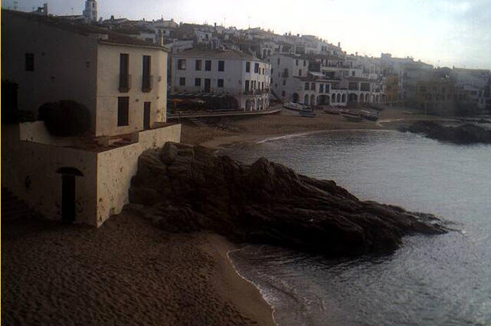 Pr vision meteo pour calella de palafrugell en catalogne - Lloret del mar meteo ...